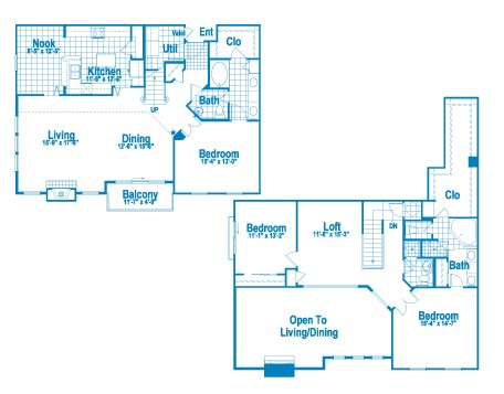 2,482 sq. ft. L5 floor plan