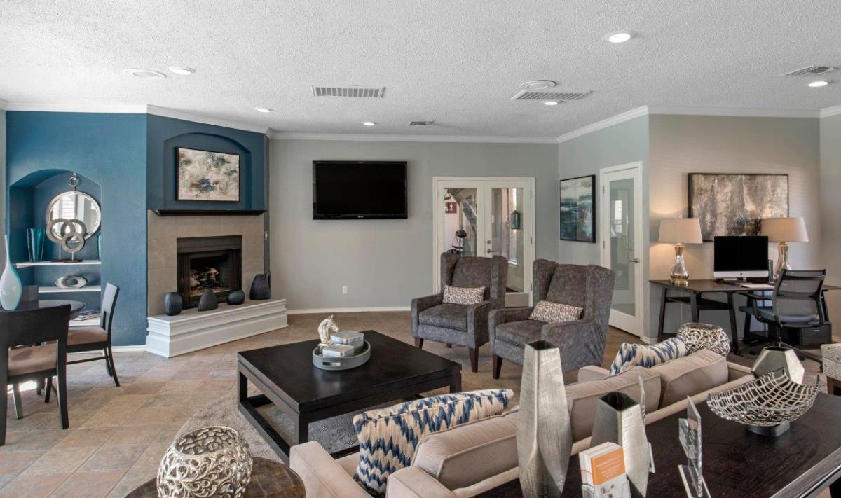 Clubhouse at Listing #136984