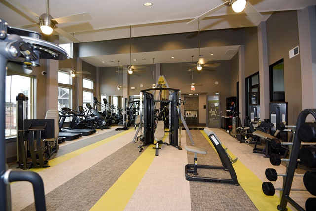 Fitness at Listing #282116