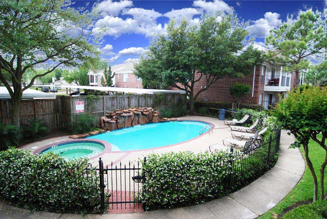 Pool at Listing #138741