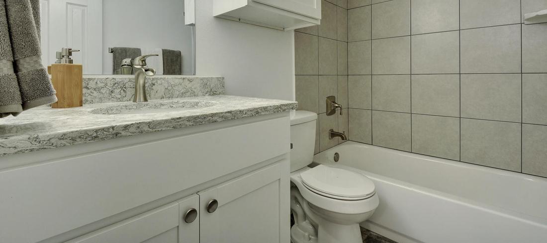 Bathroom at Listing #140265