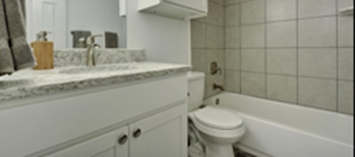 Bathroom at Listing #140265