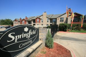 Springfield Crossing Apartments Arlington TX