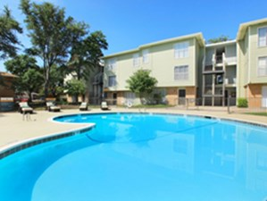 Pool at Listing #136703