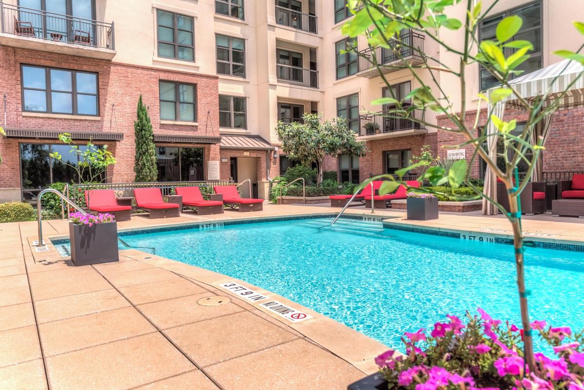 Pool at Listing #154369