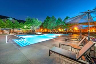 Pool at Listing #138096