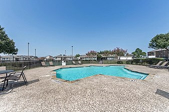 Pool at Listing #136082