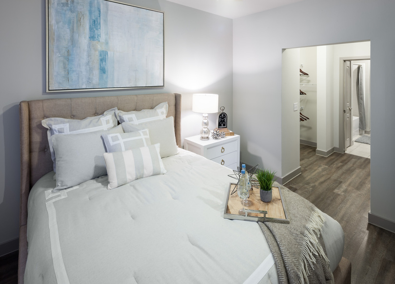 Bedroom at Listing #283265