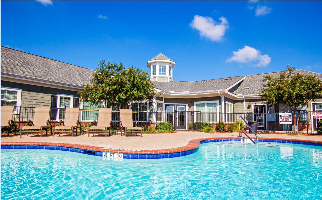 Pool at Listing #231839