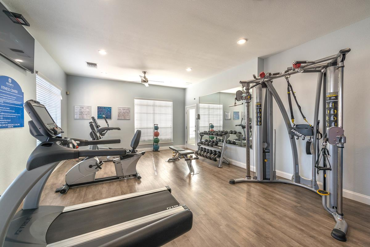 Fitness at Listing #138004