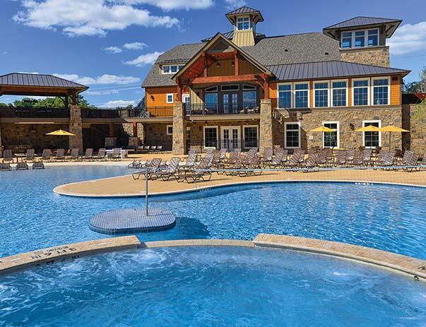 Pool at Listing #268423