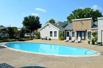 Pool at Listing #136825