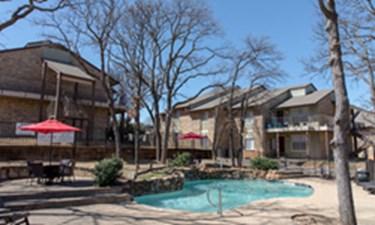 Pool at Listing #137011
