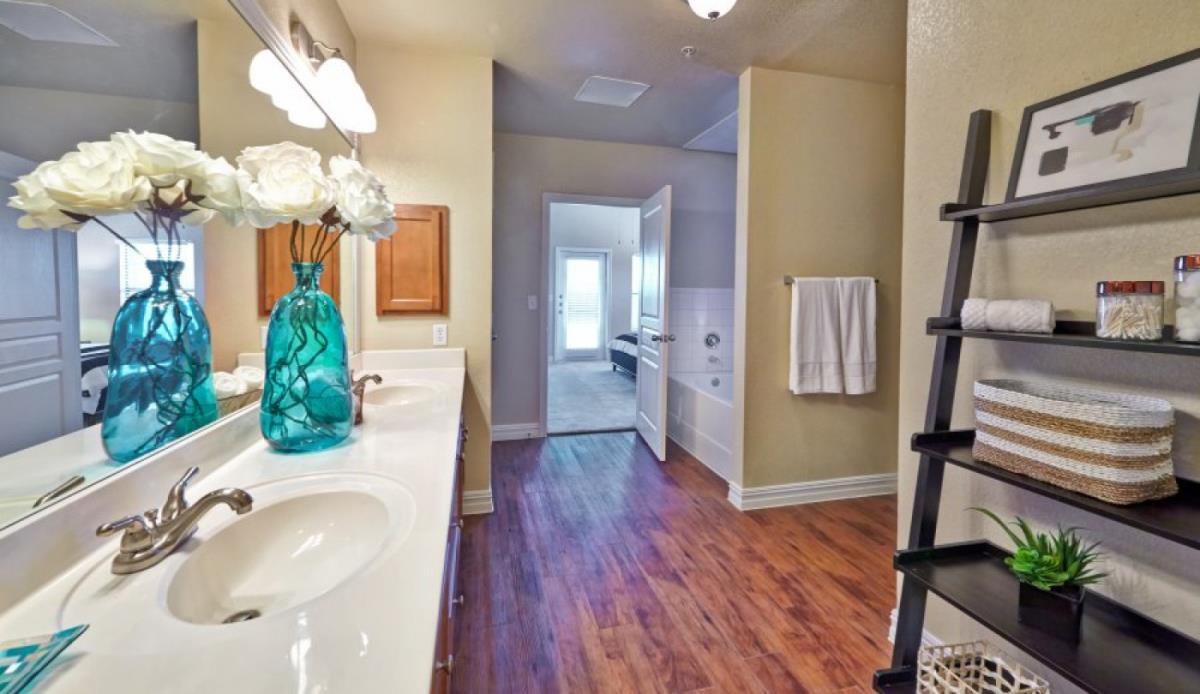 Bathroom at Listing #146221