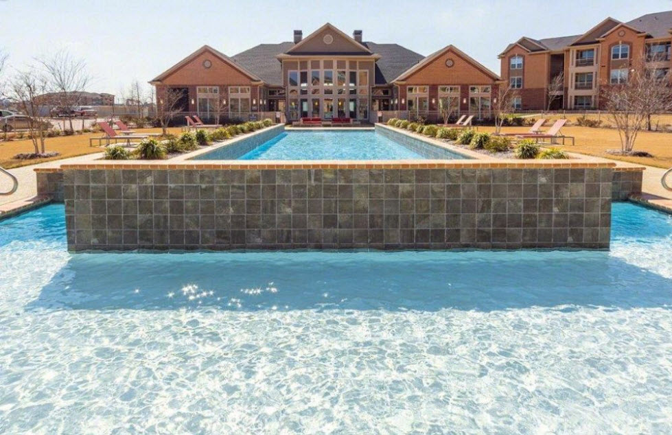 Pool at Listing #248111