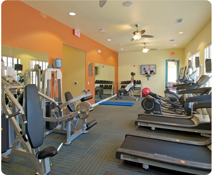 Fitness at Listing #153067