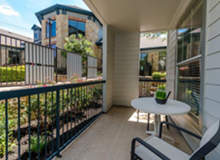 Patio at Listing #145005