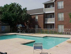 Pool Area at Listing #136480