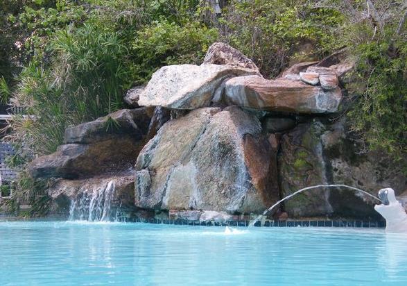 Pool at Listing #138946