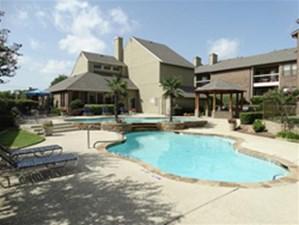 Pool at Listing #136225
