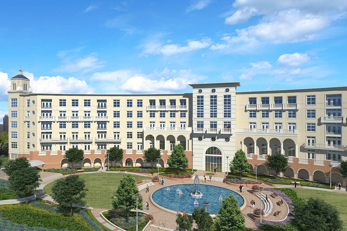 Aria at Willowick Park Apartments Houston, TX