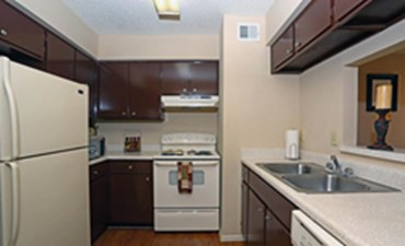 Kitchen at Listing #140235