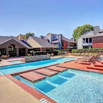 Pool at Listing #140273