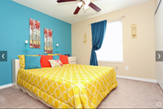 Bedroom at Listing #138638