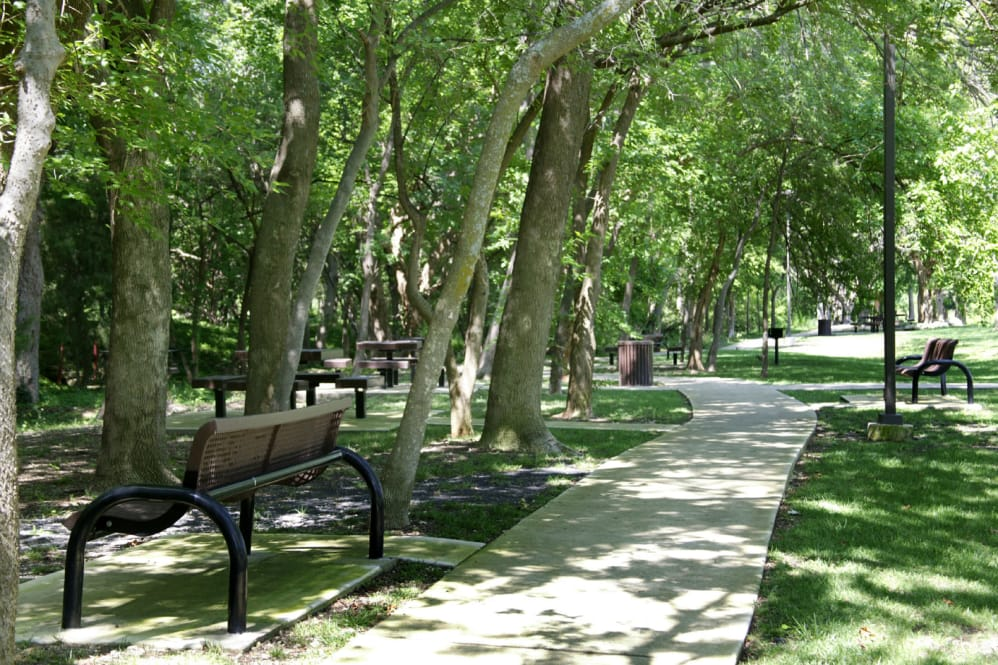 Picnic Area at Listing #138040