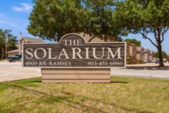 Solarium at Listing #137952