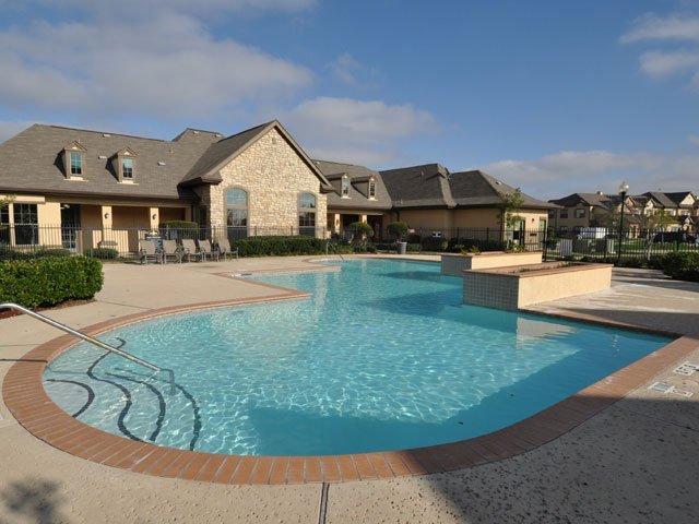 Pool at Listing #144473