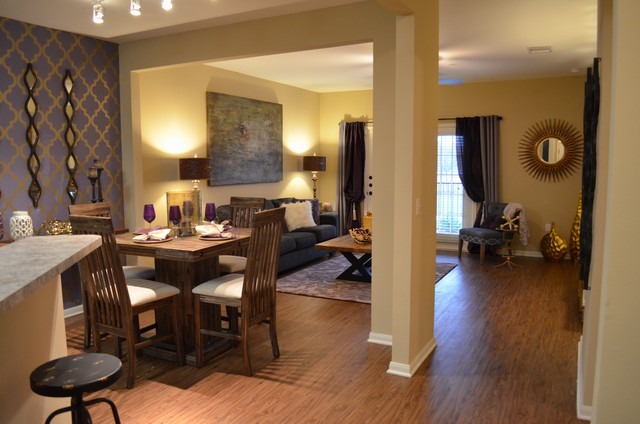 Living/Kitchen at Listing #281738