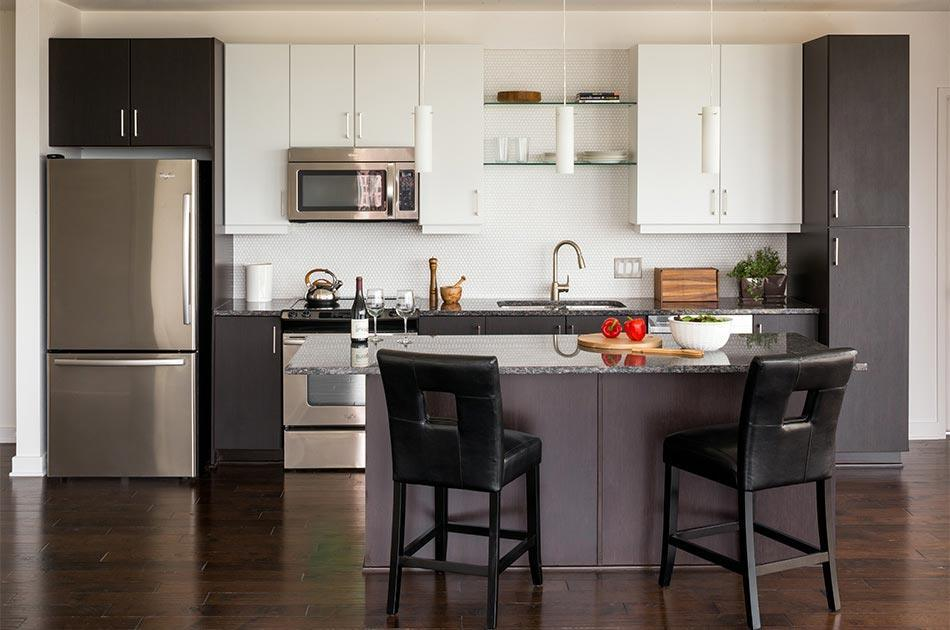 Kitchen at Listing #153231