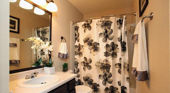 Bathroom at Listing #141472