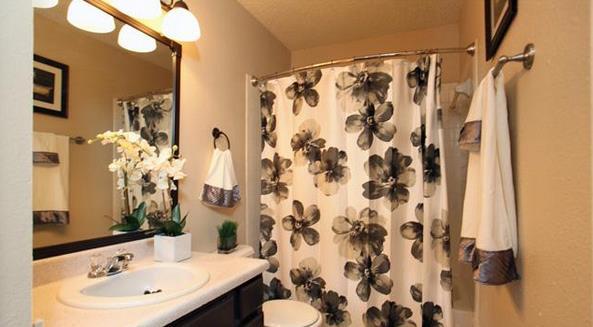 Bathroom at Listing #141472