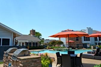 Pool at Listing #135752