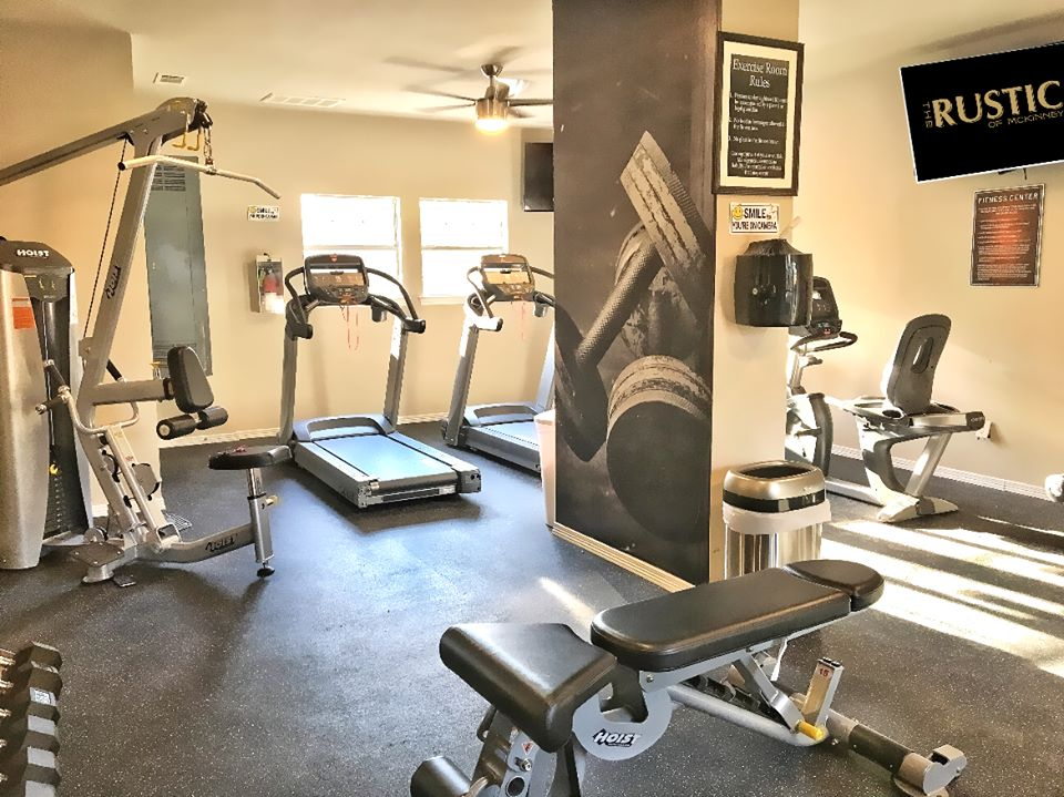 Fitness at Listing #137721