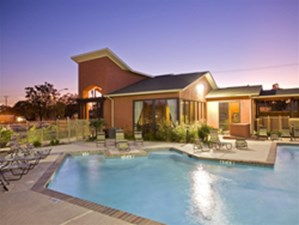 Pool at Listing #145776