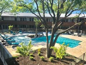Pool at Listing #136656