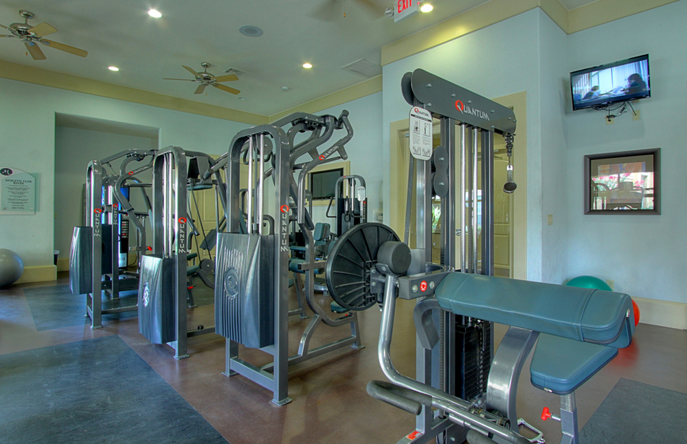 Fitness at Listing #144429