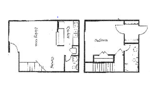 783 sq. ft. floor plan
