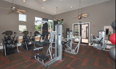 Fitness at Listing #138087