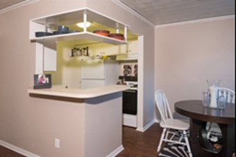 Dining/Kitchen at Listing #213339
