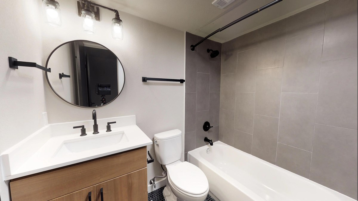 Bathroom at Listing #135717