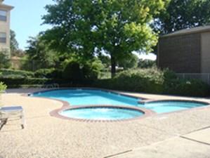 Pool at Listing #137522