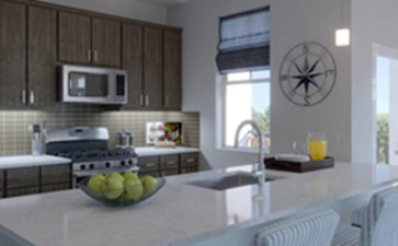 Kitchen at Listing #267611