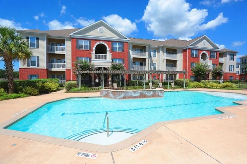 City Parc II at West Oaks Apartments