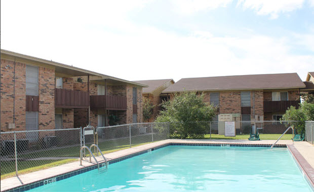 Pool at Listing #214324