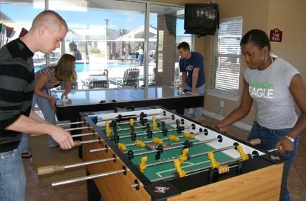 Gameroom at Listing #140722