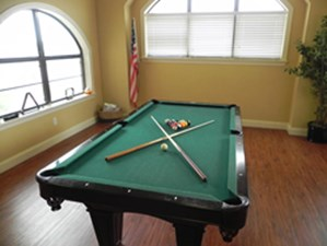 Gameroom at Listing #146161